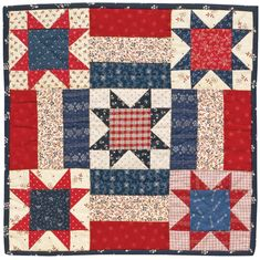 Star Medallion quilt by Kathleen Tracy
