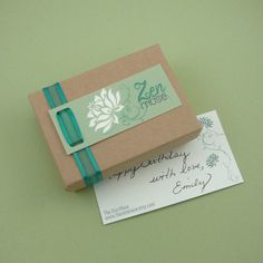 Packaging idea for Christmas gifts or favors