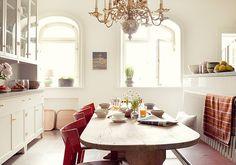 City › Pretty Hotels - Part 2 Kitchen Dining, Dining Bench, Hotels, Stockholm Sweden, Furniture, Jamaica, Kitchen Ideas, Basement, Home Decor