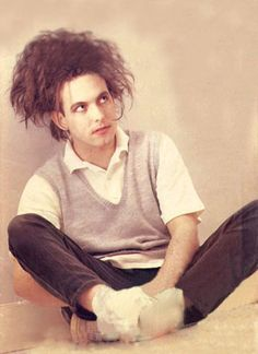 Robert Smith / The Cure www.creativeboysclub.com