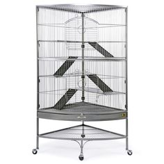 Shop a great selection of Astrid Corner Ferret Cage Tucker Murphy Pet. Find new offer and Similar products for Astrid Corner Ferret Cage Tucker Murphy Pet. Cage Petit Animal, Small Animal Cage, Small Animals, Ferret Cage, Rat Cage, Pet Ferret, Bird Cage, Hamster Cages, Hamster House