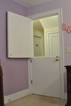 """This instructable will show you how to build a """"Dutch Door"""". Why a Dutch Door? For starters, I've always thought Dutch Doors were just plain pretty cool! Not only that, ..."""