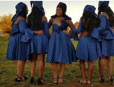 African Bridesmaid Dresses, African Dresses For Kids, African Wedding Attire, Designer Bridesmaid Dresses, African Fashion Dresses, Setswana Traditional Dresses, African Traditional Wedding Dress, African Fashion Traditional, Traditional Wedding Attire