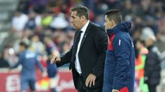 Official: Granada sack José Ramón Sandoval