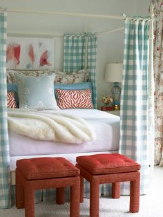 O de cómo actualizar un dormitorio [] About how to update a bedroom