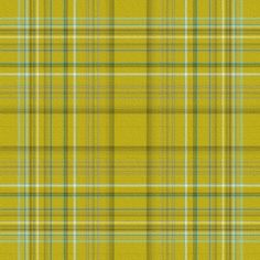 Chartreuse Mad For Plaid ~ by PeacoquetteDesigns on Spoonflower ~ bespoke fabric, wallpaper, wall decals & gift wrap ~ Join PD  ~ https://www.facebook.com/PeacoquetteDesigns