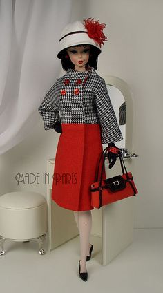 """""""Dressed for success#2"""" Fashion by MADEinPARIS, via Flickr"""