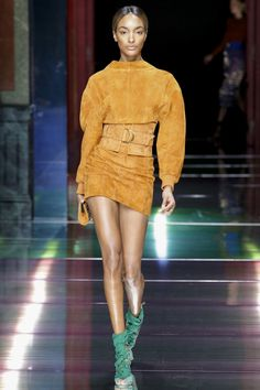 Balmain ready-to-wear spring/summer '16 - Vogue Australia