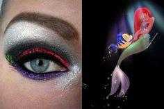 Ariel ~Disney Makeup series