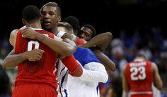 Final Four:  Kansas Jayhawks Advance to Title Game to Face Kentucky