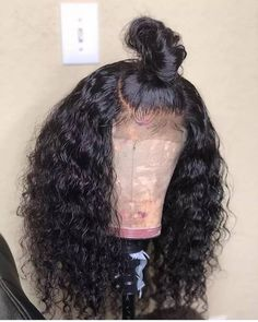 Curly Bob Wigs, Curly Hair With Bangs, Curly Bob Hairstyles, Short Curly Hair, Hairstyles With Bangs, Curly Hair Styles, Natural Hair Styles, Curly 3a, Medium Curly