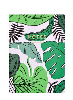 Tropicana Mini Notebook