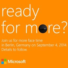 Selfie Lumia wedding photography will debut at IFA