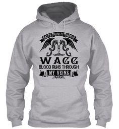 WAGG - My Veins Name Shirts #Wagg