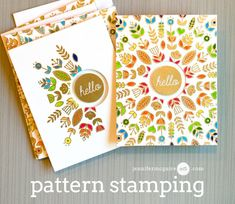 Hi! Today's video shows pattern stamping and sparkle coloring... and much more! Along with a Spectrum Noir Sparkle Pen Color Chart, I also tell the story of how Hero Arts made this stamping community so great. And one more thing... this post is part of a fun coloring challenge hop!