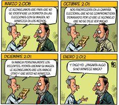 Missing Rajoy |  Caos en la redacción (L)