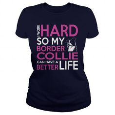 Awesome Tee Border Collie T-Shirts