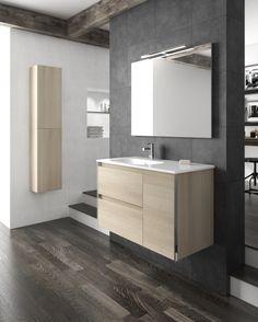 Frontline Bathrooms launches Valencia bathroom furniture