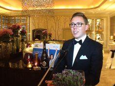 Thomas Millauer siegt beim Azubi Contest 2014 der Selektion Deutscher Luxushotels - Wie die Azubis führender Fünf-Sterne-Hotels ihre Karriere starten - Sehen Sie den aktuellen Bericht bei HOTELIER TV: www.hoteliertv.net