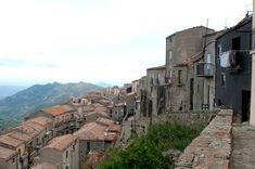 Geraci Siculo près de Palerme
