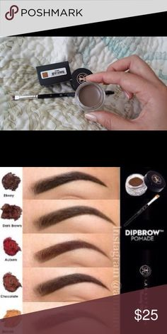 Anastasia of beverly hills bundles Brand new in box brow pomade in Blonde and #12 brush. Perfect combo. The pomade is the best brow product i have ever used. You'll love them. Anastasia Beverly Hills Makeup Eyebrow Filler