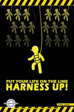 harness up