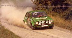San Remo 1982 - Eklund Per - Spjuth RagnariconVolkswagen Golf GTi 16S Öettinger Gr.4
