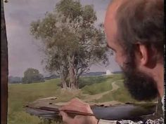 Искусство акварели - Сергей Андрияка   Watercolor art - Sergei Andriyaka - YouTube