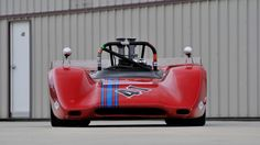 1969 Lola T163 Can Am Race Car Chassis No. SL163/20. This a car owned by CULT Sports Cars some time ago.