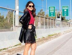 Η τέλεια δίαιτα για να χάσεις μόνο λίπος σε 2 εβδομάδες! Αναλυτικό πρόγραμμα διατροφής…   You & Me by Stamatina Tsimtsili Dio, Leather Skirt, Skirts, Fashion, Moda, Leather Skirts, Fashion Styles, Skirt