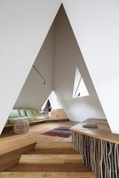Image 4 of 27 from gallery of Nasu Tepee / Hiroshi Nakamura & NAP. Photograph by Hiroshi Nakamura & NAP Sustainable Architecture, Residential Architecture, Interior Architecture, Contemporary Architecture, Pavilion Architecture, A Frame Cabin, A Frame House, Best Interior, Interior And Exterior