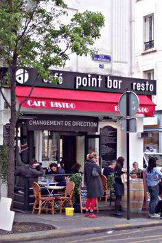 Paris, Des Batignoles.