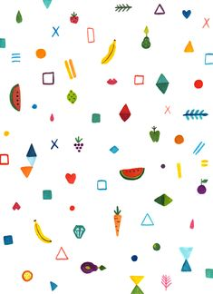 New fruit pattern wallpaper behance 26 Ideas Fruit Pattern, Cute Pattern, Pattern Art, Wallpaper Gratis, Pattern Wallpaper, Iphone Wallpaper, Motifs Textiles, Textile Patterns, Pattern Illustration