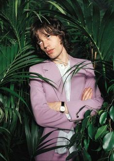 Mick Jagger by Jean-Marie Périer, 1970s More