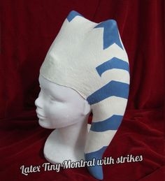latex Tiny Montral from Twi'lek paradise