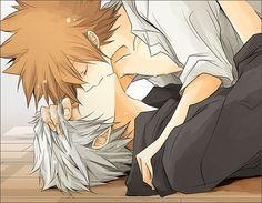 Katekyo Hitman REBORN! #anime #yaoi