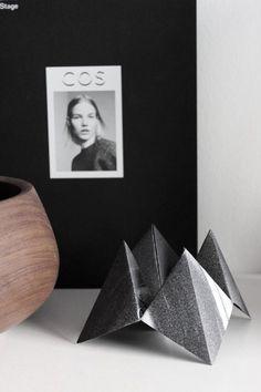 origami trend