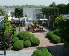 Klassieke / landelijke tuin