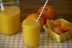 Refreshing Orange Fennel Juice