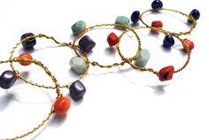 A Pinch of Lovely: diy wire bracelets
