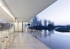 dendrites:    TAO - Riverside Clubhouse (via designboom)