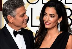 """Ladies were in luck! Men want to marry smarter women it's called """"The Clooney Effect""""."""