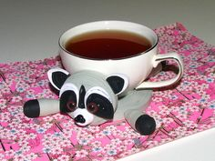 Hey, I found this really awesome Etsy listing at https://www.etsy.com/listing/264397854/coasters-for-drinks-sweet-raccoon-stand