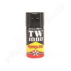 TW1000 Pepper Fog 40ml Breitstrahl Pfefferspray     - Reichweite bis 3m -