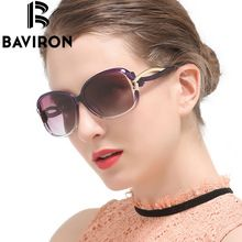 aa4f5a0a5d Like and Share if you want this BAVIRON Rosette Design Sunglasses Women  Outdoor Polarized Glasses Luxury