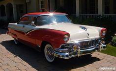 1956 Ford Fairlane E-Code Victoria Coupe