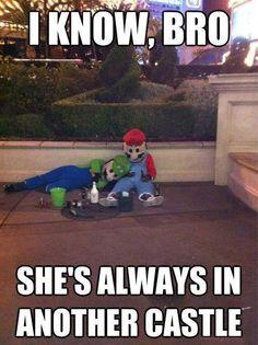 I know bro...
