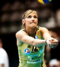 Victoria Ravva - Volleyball