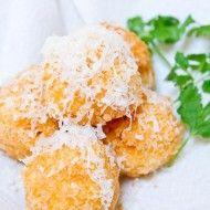 Corn & Crab Croquettes (かにクリームコロッケ)