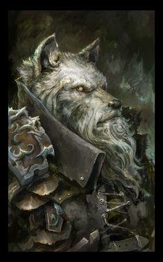 Ulf Portrait - Tempus Ren RPG by Eyardt